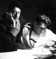Jean Cocteau et Jean Marais, les deux amants terribles ; le 13/07/2010 17:47