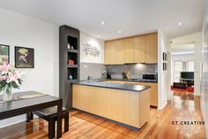 Bespoke real estate photography and video for inner city Melbourne's most prestigious properties. Real Estate Photography, Kitchen Ideas, Kitchens, Creative, Table, Furniture, Home Decor, Kitchen, Decoration Home