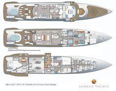 New Sunrise 68 metre superyacht project for sale - Under Construction - SuperyachtTimes.com