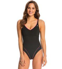 Aqua Sphere Ladies//Womens Saphire Swimming Costume//Swimsuit