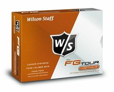 Wilson Staff FG Tour Golf Balls Pack of 12 *** Check out this great product.