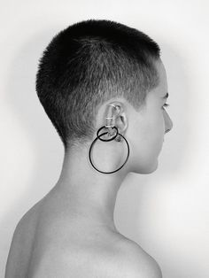 "6598f125 anothermag: ""Gaia Repossi: taking jewellery to architectural heights. ""  Contemporary Jewellery,"