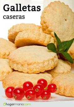 Ricas #Galletas caseras ||| #Galleteras