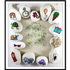 Çocukları uzun zamandır ihmal ettiğim dogrudur#işte çocuklarımız için farklı konsept taşlar#bebeksekeri #bebekmevlüdü #bebekodası #erkekbebek#babyshower#baby #stonepainting #stonepaint #taşboyama #stoneart #rockpaint #hediyeninboylesi #hediye #paint #paintings #kişiyeözeltasarım #handmade #homemade #gift #gifts#doğumgünü #evdekorasyonu #aşkla tasarlanan taşların dunyasi #siz isteyin biz yapalım #istekleriniz taşların üzerinde hayat bulsun #turkiyeninheryerineucretsizkargo #kapıda ödeme…