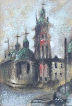 Tower Kornyakta on Ruskiy