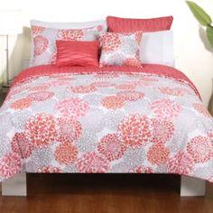 Luca 5-pc. Reversible Comforter Set - Kohl's