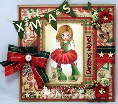 Cards made by Chantal: oktober 2012