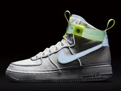 Shelflife Online Now: The Nike Air Force 1 `07 LV8 Style