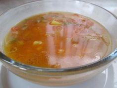 zdrava a lacna cicerova polievka zeleninova