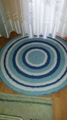Crocher rug
