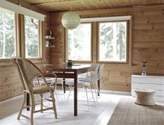 time of the aquarius [finnish] #wood #dining