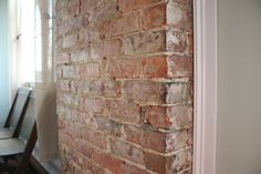 Exposing brick is one way to add character and visual interest to an otherwise plain space. It's also a fairly simple project to undertake with the right tools and supplies. While recently...