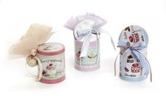 Baptism favors box Tin bombonieres greek christening favors baby girl boy baptism favors ideas baby shower Cupcake bombonieres Guests gifts