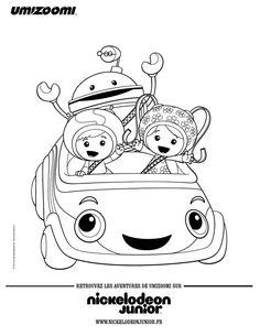 Dora En Voiture Coloriage Dora Coloriages Pinterest