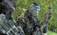 so Belgian Special Force #sniper