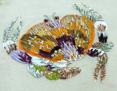 Lesage embroidery for Schiaparelli