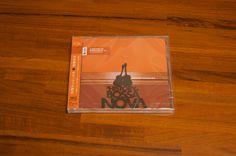 Yoshiro Nakamura / A History Of Bossa Nova, Vol.1 - CD package