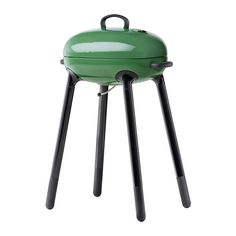 LILLÖN Charcoal grill IKEA Can be assembled at full standing height or at a lower height if you want to use it on a table or at a picnic. Portable Barbecue, Bbq, Ikea Outdoor, Fire Basket, Backyard Makeover, Charcoal Grill, Retro Design, A Table, Bucket Lists