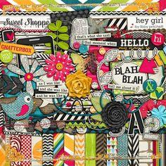 Sweet Stuff by Libby - Scrap Stacks Scrapbook Gallery