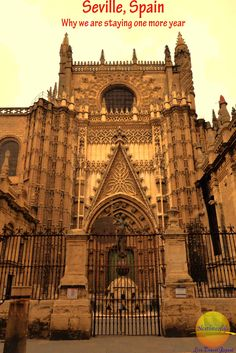 Why we are staying in Seville 1 more year & Podcast