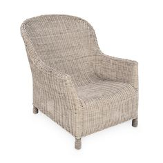 Rattan Gable Lounge Chair | Citta Design