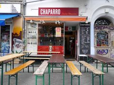 Finding Authentic Mexican (and Vegan) at Chaparro, Berlin