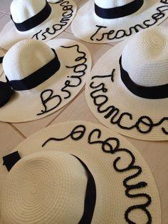 Chapéus personalizados by  graffaria e7cce136f7d