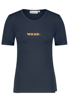 Penn & Ink N.Y Damen T-Shirt Weekend Navy | SAILERstyle Weekender, Ink, Navy, Mens Tops, Women, Fashion, Travel Purse, Moda, Fashion Styles
