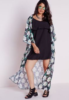 Missguided+ is the hottest new plus size line for babes of all sizes. Dedicated to directional, strong and confident designs for sizes 16-24, Missguided+ is the perfect platform to up your fashion game and work those curves in style. Inject...
