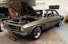 Holden Muscle Cars, Aussie Muscle Cars, Holden Kingswood, Hq Holden, Germany And Italy, Hot Cars, Custom Cars, How To Look Pretty, Antique Cars