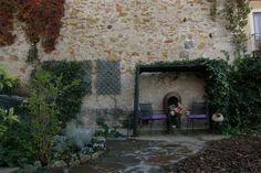 Pérgola de hiedra - Segovia  www.begovega.com