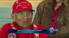 Last of original group of Navajo Code Talkers dies.  Since they used a special language that only the Navajo knew, they were used to send messages that could not be translated, and helped us win the war.  Their service will never be forgotten