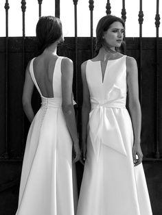 jesus peiro 2015 wedding dress perfume bridal collection sleeveless wedding dresses campaign shoot
