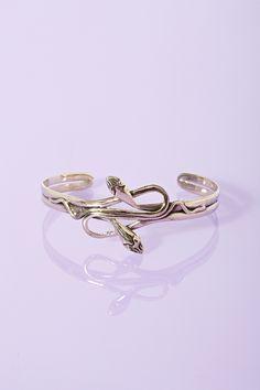 Twin Snake Bracelet