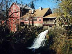 Clifton Mill, Ohio