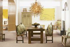 Dream World Carpet, Rumcake Carpeting | Mohawk Flooring | #diningroom
