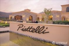 Piattelli Vineyards opens a winery in Cafayate @Wine Sur