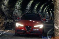 km77.com - Alfa Romeo Stelvio Gama Stelvio Gama Stelvio Todo terreno Exterior Frontal 5 puertas
