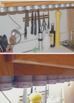 25 Best Ways to Organize (Spices Storage Solution) - Craftionary