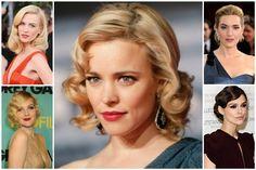 Vintage, modaya son sürat yön vermeye devam ederken, saç trendlerini de ele geçirmeye başlıyor. Hareketli bukleler vintage saç trendinin olmazsa olmazları arasında yer alıyor. Buklelere, topuz ve tabii ki de saç aksesuarları eşlik ediyor. Drew Barrymore, Kate Winslet ve January Jones gibi vintage saç stilini sık sık kırmızı halıya taşıyan birçok ünlünün vintage saç stilleri.