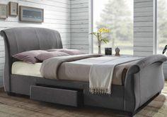 Birlea-Barcelona-Fabric-Bed-Frame
