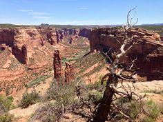 Canyon De Chelly National Monument à Chinle, AZ