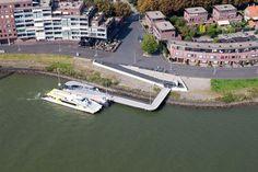 Merwehoofd Papendrecht (jaartal: 2011) - Foto's SERC Waterbushalte Papendrecht Merwehoofd