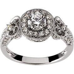 looove antique wedding rings