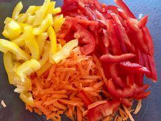 Sałatka z cukinią Pickles, Carrots, Cabbage, Vegetables, Food, Spice, Diet, Essen, Carrot