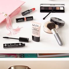 Long-wear beauty faves from @nyxcosmetics = A+ looks for graduation, interviews & beyond. #TargetStyle #classof2015