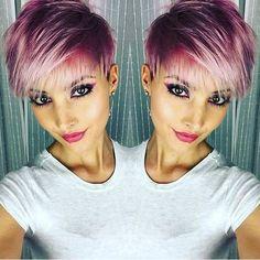 cool   Short hair color ideas 2017