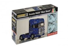"""Scania R620 'Blue Shark""""     scala 1:24"""