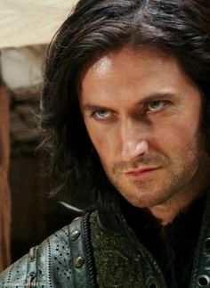 Richard Armitage as Guy of Gisborne - visual inspiration for Ballard de Sauveterre.