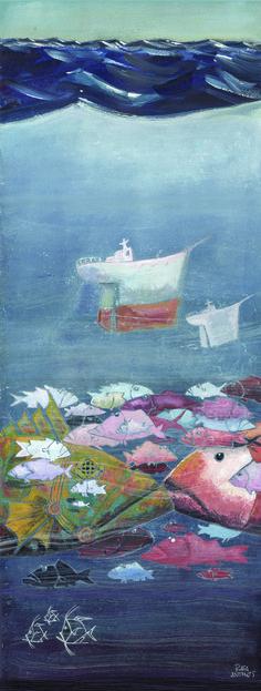 mar de Paula     Illustration by Rafa Anton